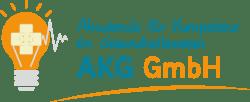 Akademie für Kompetenz im Gesundheitswesen – AKG GmbH Logo